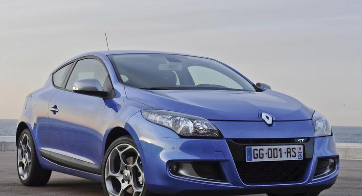 Тест-драйв  Renault Megane Coupe. Часть 1