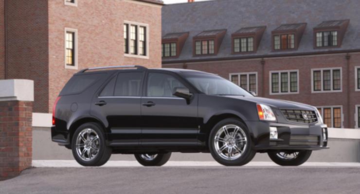 Cadillac отзывает четыре тысячи кроссоверов