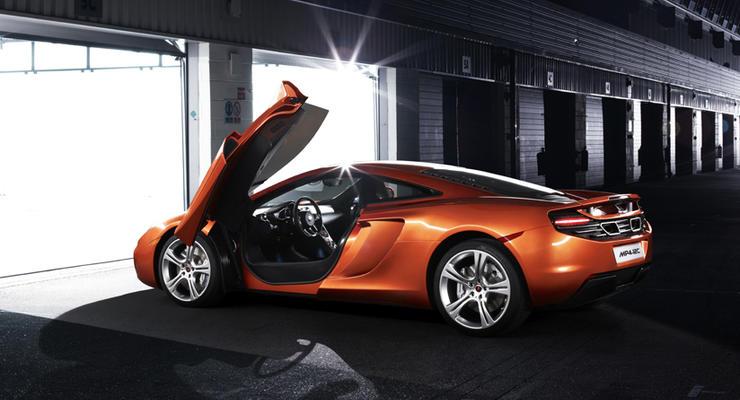 McLaren выпустит гибридный суперкар