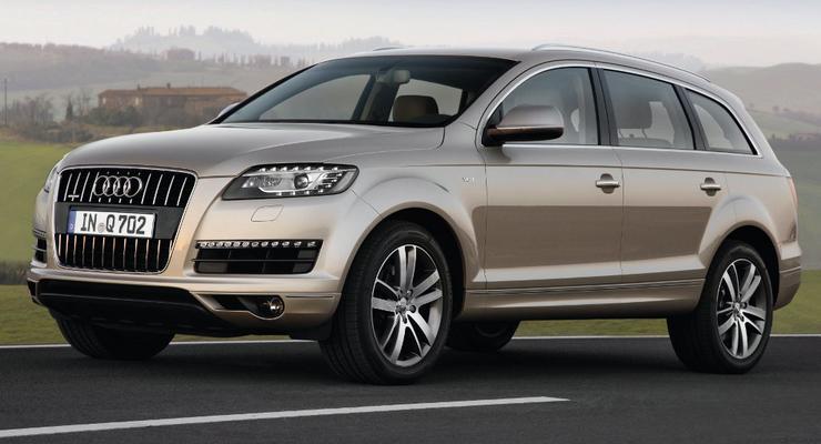 Audi представила самый дешевый вариант Q7