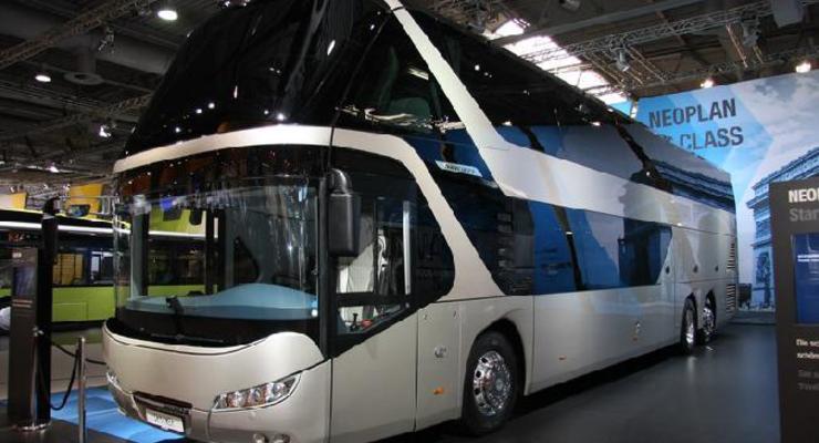 Немцы сделали автобус за полмиллиона долларов