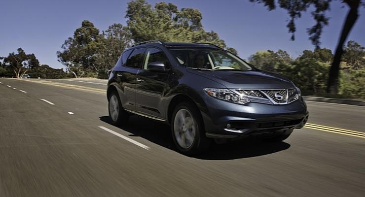Снижены цены на Nissan Murano