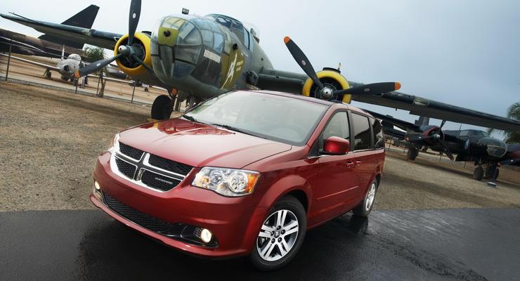 Dodge Grand Caravan научился экономить бензин