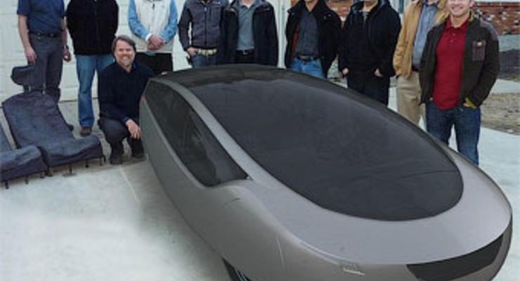Автомобиль создали на принтере