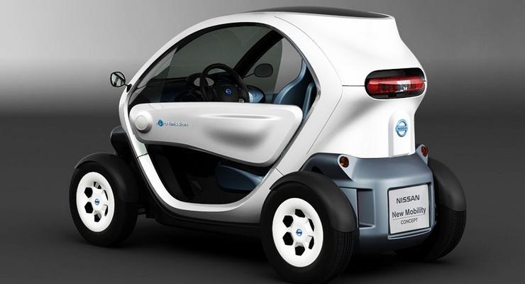 Nissan создал экспериментальный ситикар
