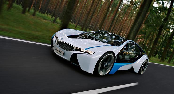 Гибрид BMW даст фору спортивным моделям
