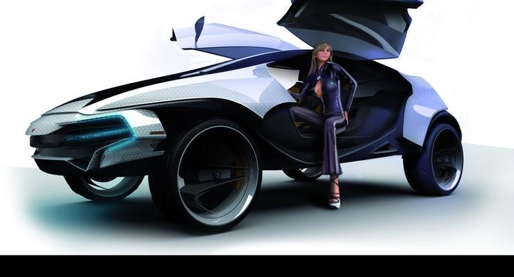 McLaren показал футуристические кроссоверы