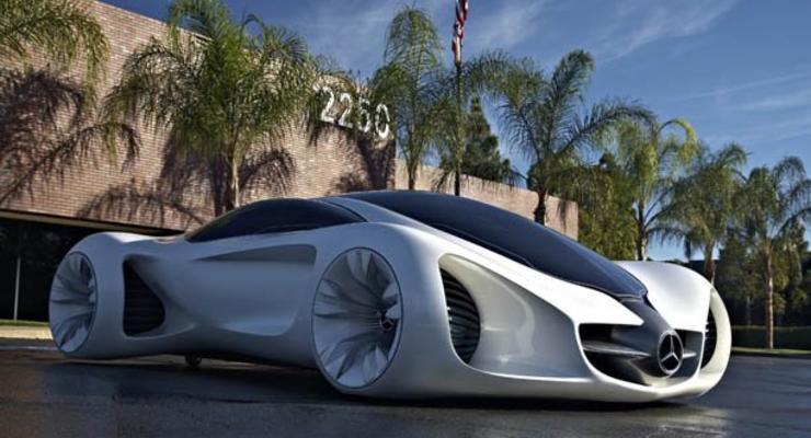 Mercedes-Benz привезет в Лос-Анджелес новый суперкар