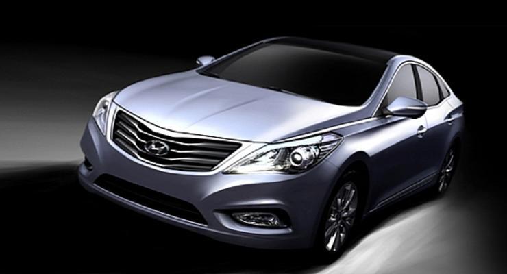 Новый Hyundai Grandeur – птица высокого полета