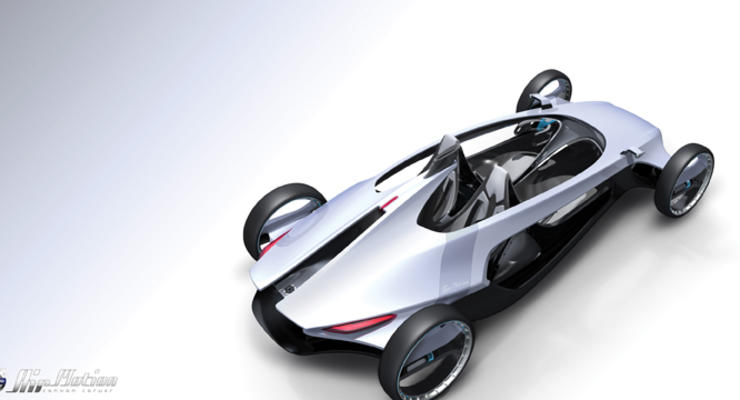 Volvo представила автомобиль будущего