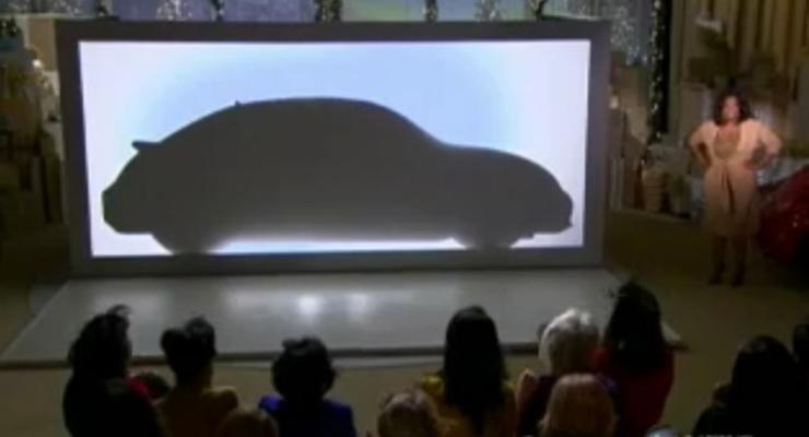 Опра Уинфри представила новый Volkswagen