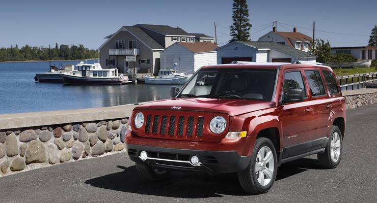 Jeep Patriot обзавелся дизелем от Mercedes-Benz