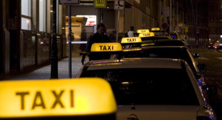 В Киеве подорожало такси