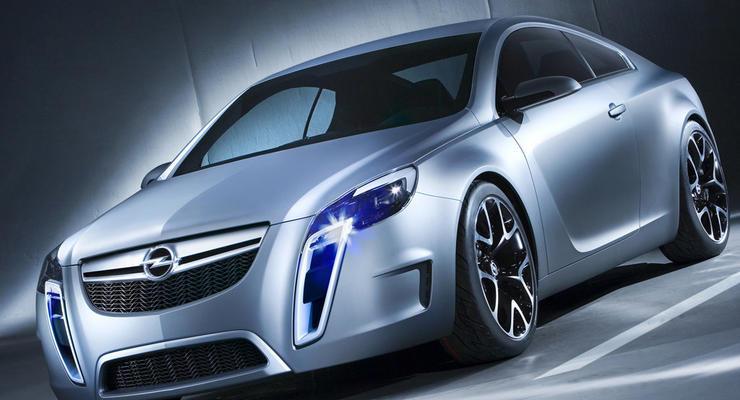В линейке Opel появится спорткупе