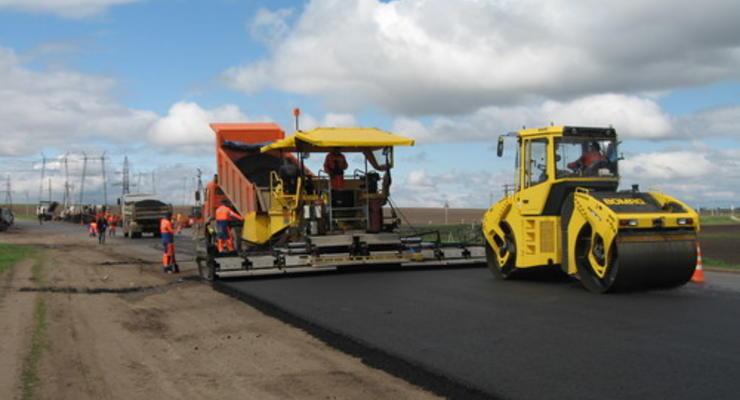 Европа дала Украине 450 миллионов евро на дороги