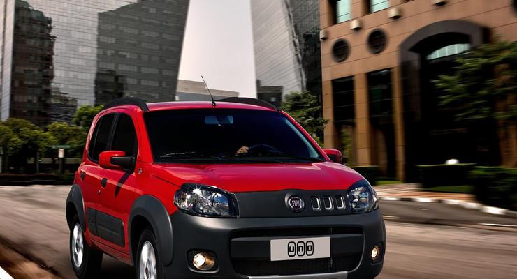 Fiat готовит семейный внедорожник