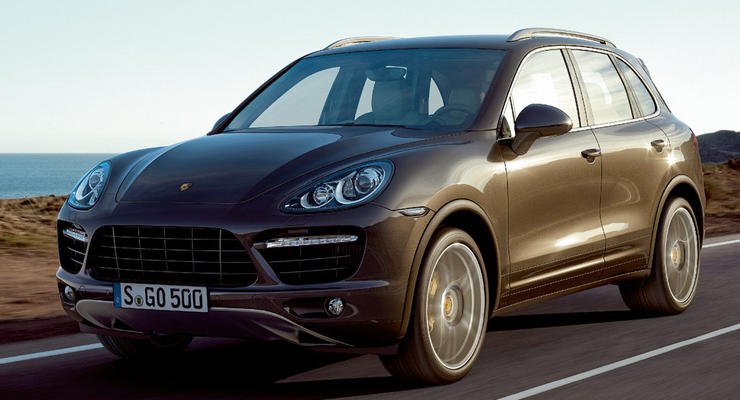 Porsche одобрил выпуск младшего брата Cayenne