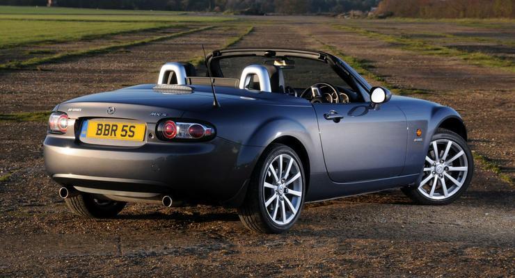 Британцы сделали самый мощный кабриолет Mazda
