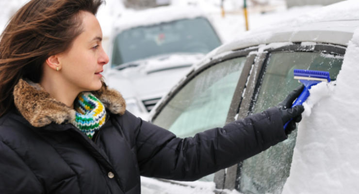 В Киеве морозы до конца недели и оттепель на выходных
