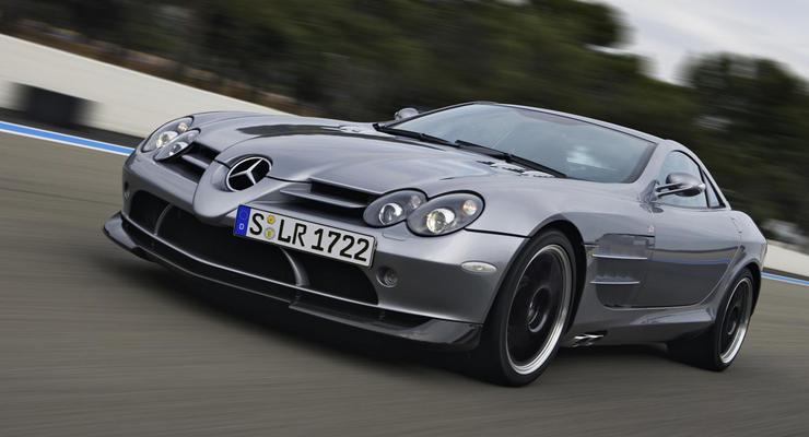McLaren возродит легендарный суперкар