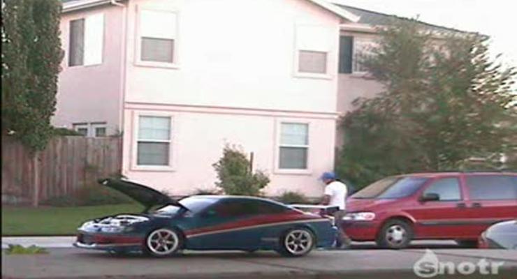 Обман зрения - что не так с этим автомобилем?