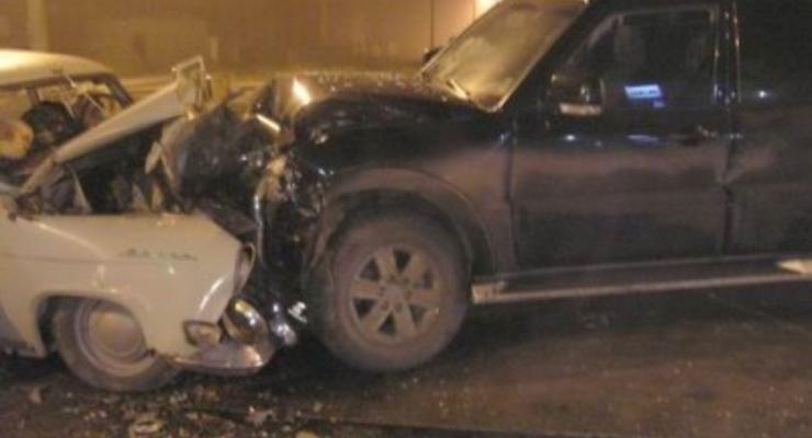 Пьяный на Mitsubishi убил трех человек