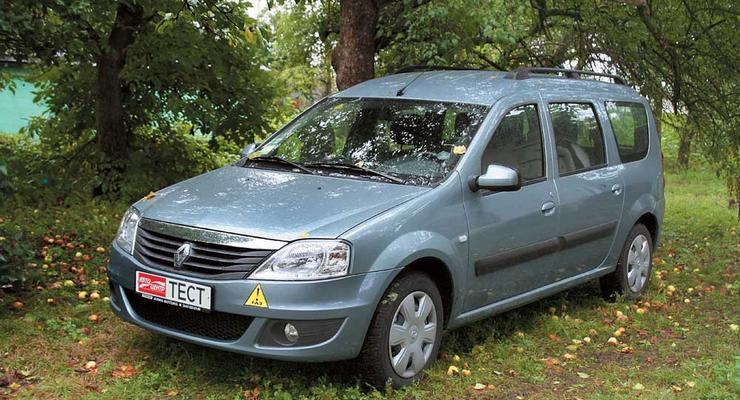 Renault Logan MCV с заводским ГБО: Урок экономии