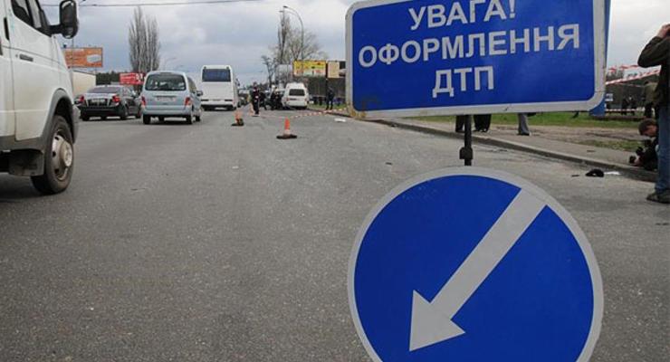 Милиционер попал в аварию – погибло два человека