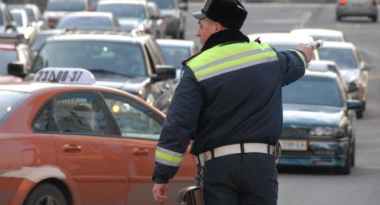 Уволены 150 милиционеров за вождение в пьяном виде