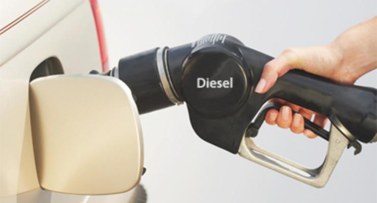 Тест дизельного топлива в Украине