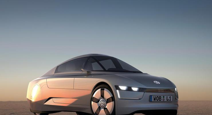 Новый Volkswagen «ест» литр дизеля на 100 км