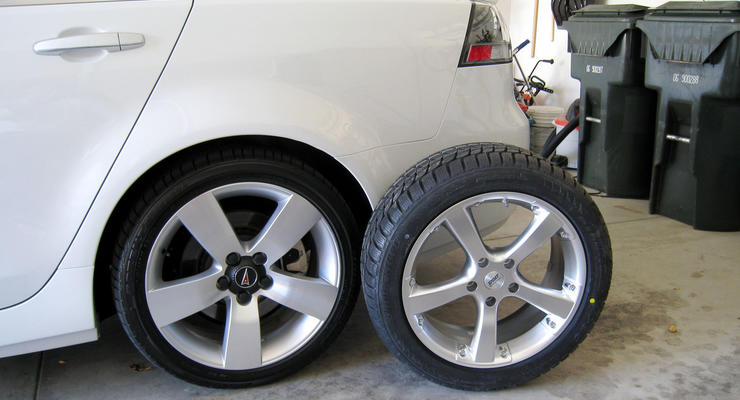 Летние шины или всесезонные - какие выбрать