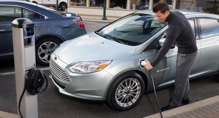 Первый электромобиль Ford оценили в $40 тысяч