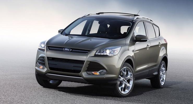 Ford рассекретил новый компактный кроссовер