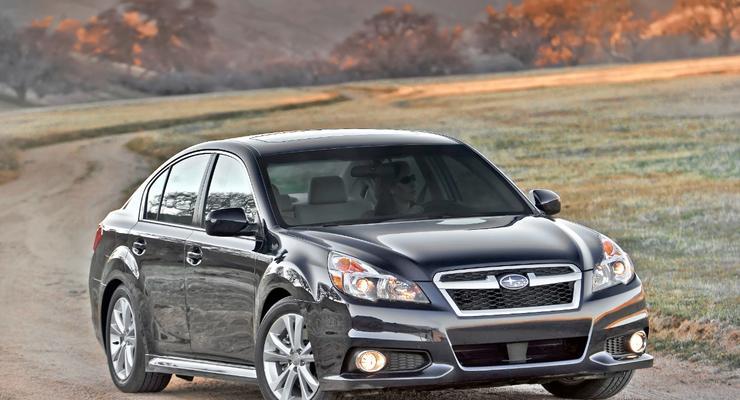 Subaru обновила две модели и заменила двигатели