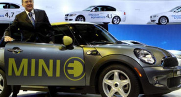 BMW расширит линейку MINI c 6 до 10 моделей