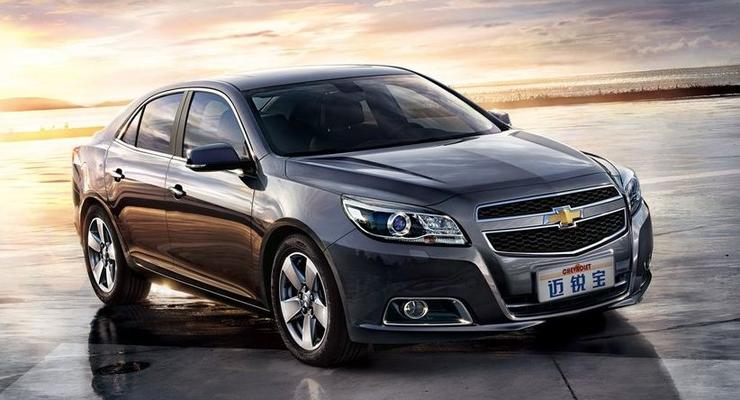 Chevrolet возвращает деньги, если авто не понравилось