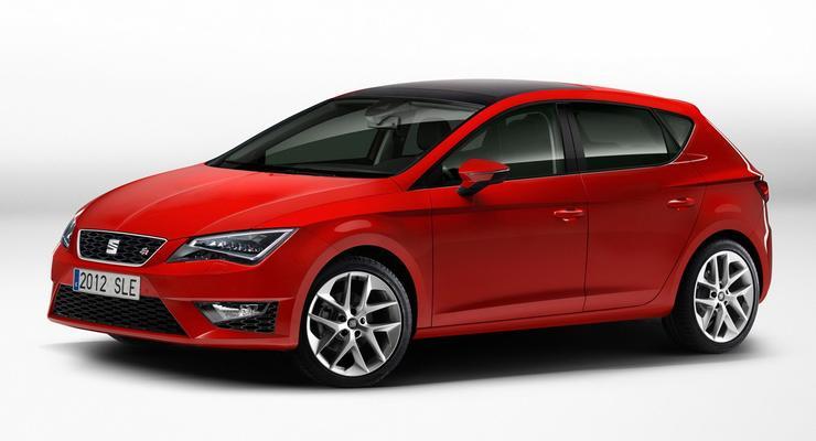 Испанцы рассекретили SEAT Leon нового поколения