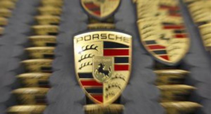 Прибыль Porsche выросла на 20,6% после рекордных продаж