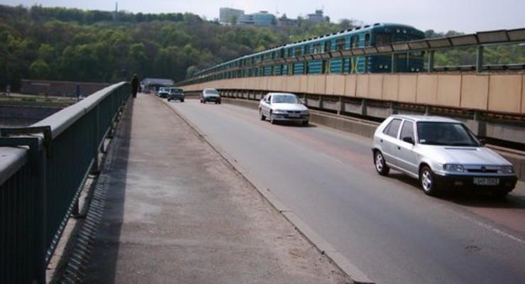 Мост Метро наполовину перекроют из-за реконструкции