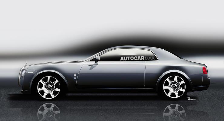Самый быстрый Rolls-Royce в истории готовят к дебюту
