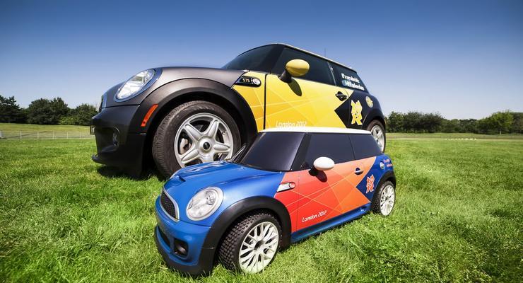 Мини MINI: олимпийский автомобильчик «на побегушках»