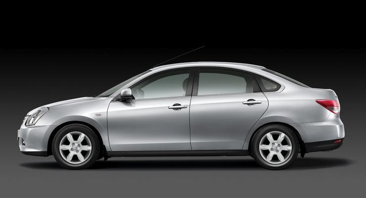 Новый Nissan вазовской сборки будут возить в Украину