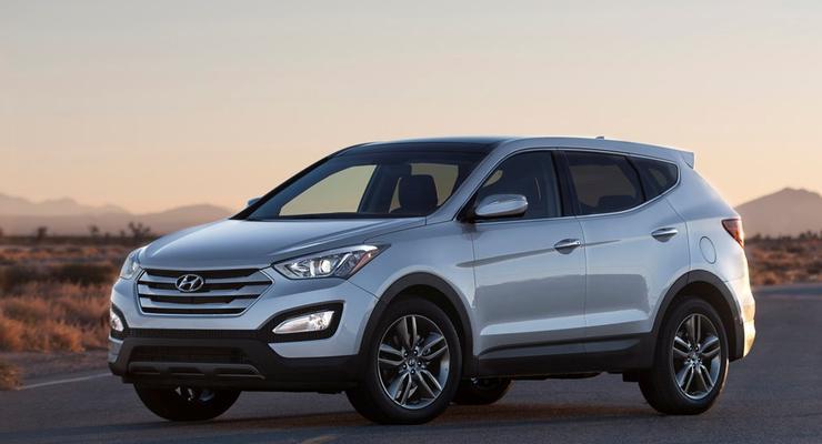 Новый Hyundai Santa Fe будет экономичней и дороже