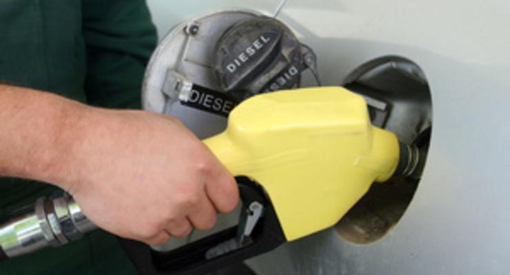 Франция может заморозить цены на бензин
