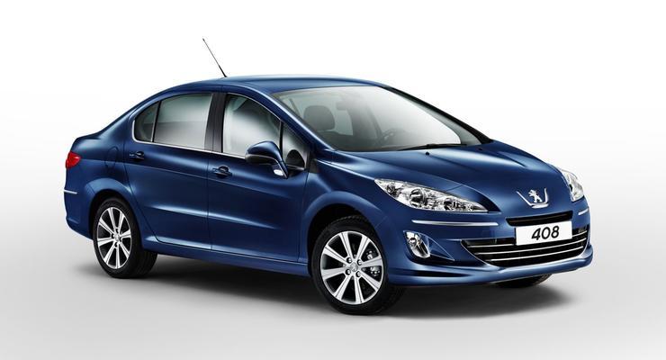 Новый Peugeot 408 получил прайс-лист в Украине