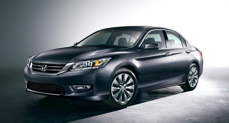 Первые фотографии Honda Accord девятого поколения