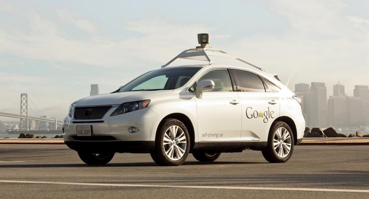 Беспилотники Google проехали полмиллиона километров
