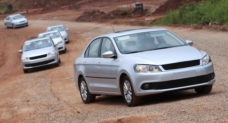 Немцы сделают из Skoda Rapid бюджетный Volkswagen