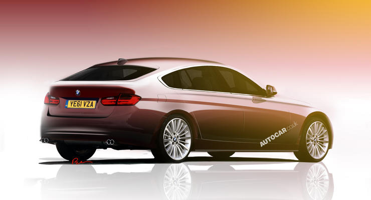 Хэтчбеки BMW 3-Series начали выпускать до премьеры